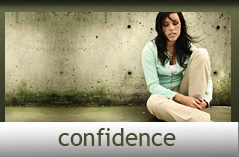 confidence and self-esteem issues