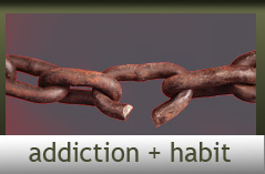 addiction, habit and obsesive compulsive disorder