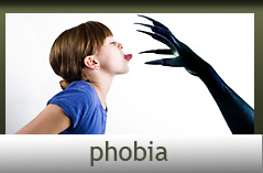 fear and phobias